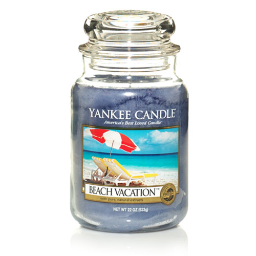 Carolyn S Candle Corner Thanks For The Beach Vacation