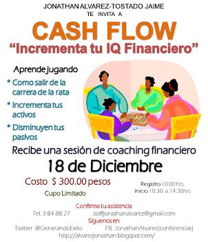 Jonathan alvarez jueves 16 diciembre mis finanzas el for Juego de mesa cash flow