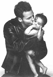 Justin chambers and daughter Justin Chambers and Daughter