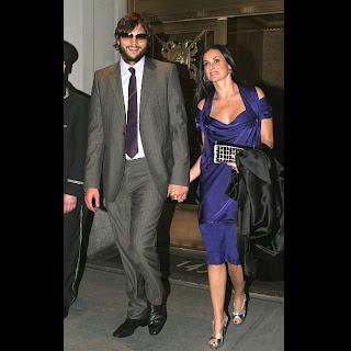 dashton gallery Ashton Kutcher and Demi Moore Photo