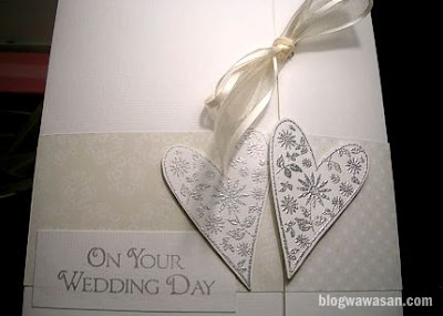 love symbol wedding invitations