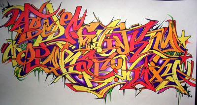 graffiti letter, graffiti alphabet graffiti fonts graffiti art
