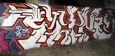 graffiti alphabet, graffiti leters