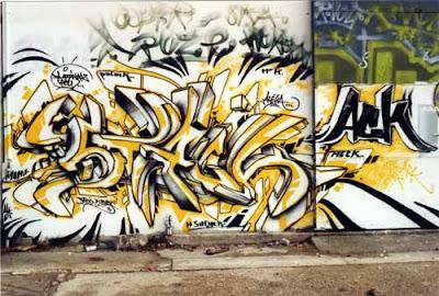 graffiti art, graffiti letters