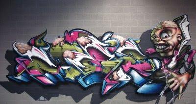 graffiti letters, graffiti 3d
