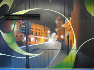 graffiti art, graffiti murals