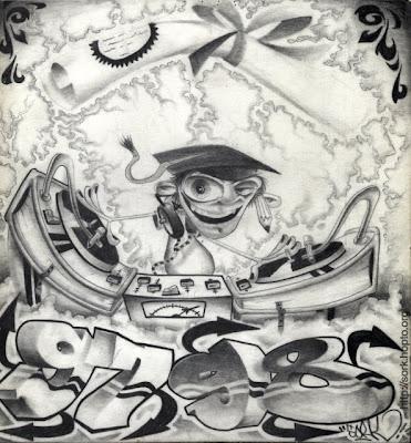 graffiti stencils, graffiti art