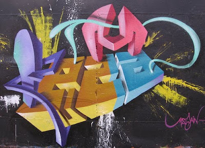 graffiti alphabet, graffiti letters,art