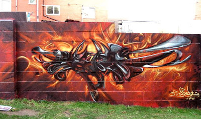 graffiti tribal, graffiti art, graffiti murals