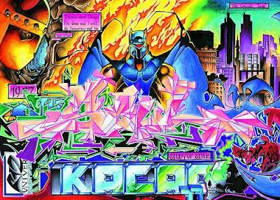 graffiti letters, graffiti alphabet, alphabet graffiti