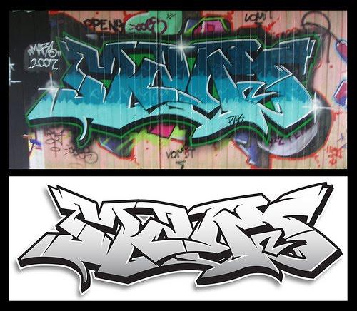 graffiti letters alphabet n. graffiti alphabet letters.