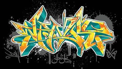 graffiti alphabet, graffiti letters, graffiti creator