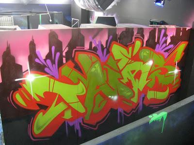 graffiti alphabet, graffiti letters, graffiti font