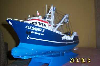 ALEJANDRIA III a Escala 1/50 - CFG INVESTMENT