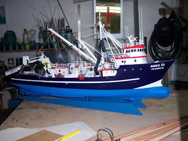 Barco Pesquero Andes 52