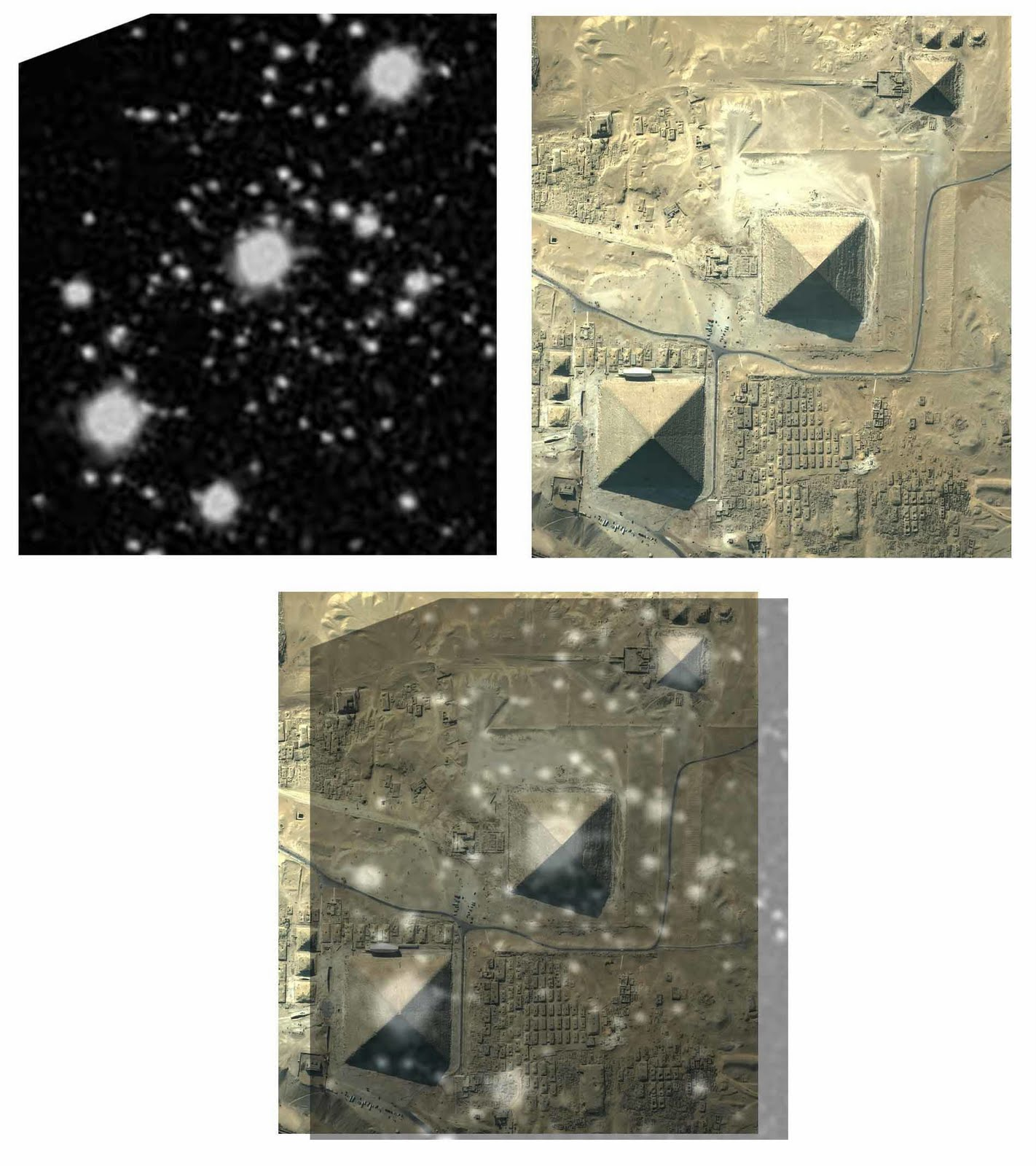 Astromic's Backyard: What's the Mystery about the Pyramids ...