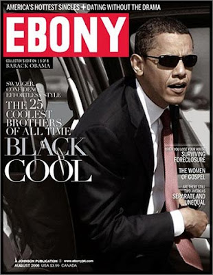 time magazine covers obama. Ebony magazine has stepped