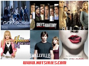Watch TV Series Episodes At HotSiries.com