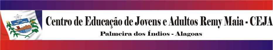 CEJA REMY MAIA - Palmeira dos Índios, Alagoas