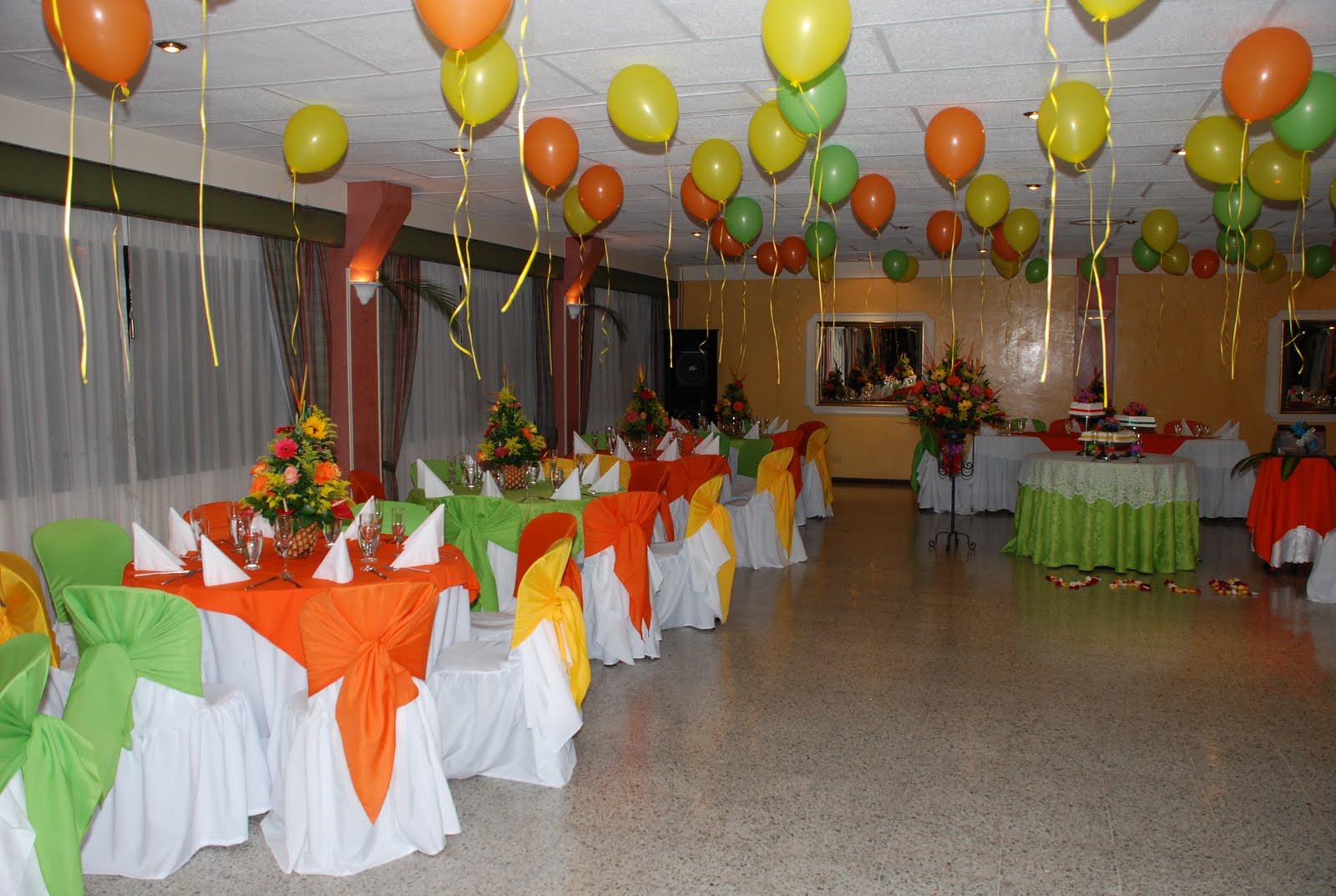 Princeps 15 a os tradicionales tem ticos decoraciones for Cosas de decoracion