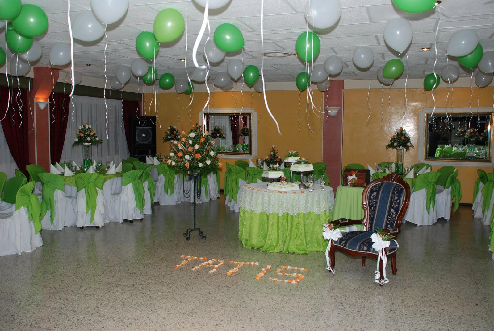 Princeps 15 a os tradicionales tem ticos decoraciones - Decoraciones de salones de casa ...