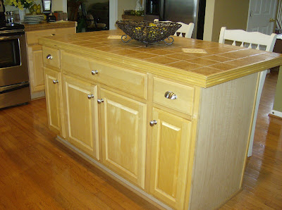 Island Kitchens on Carolina Panache  Kitchen Island Makeover   Part 1