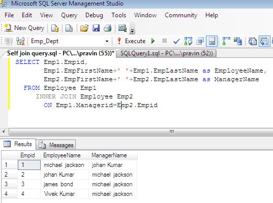 join query in sql server