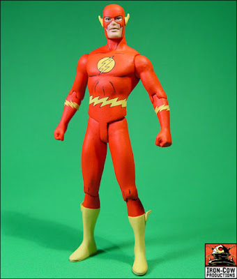 DC Super POwers o Super amigos Customs increibles! Flash