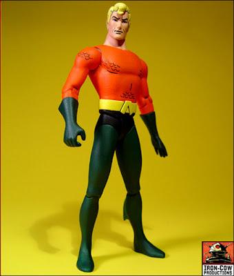 DC Super POwers o Super amigos Customs increibles! Aquaman