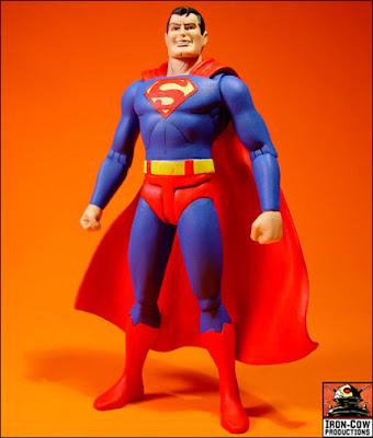DC Super POwers o Super amigos Customs increibles! Superman