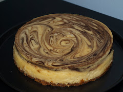 D'Lapis Marble Cheesecake