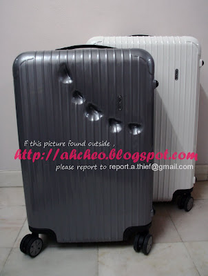 my rimowa rimowa shark bite luggage trolley rachel 39 s note. Black Bedroom Furniture Sets. Home Design Ideas