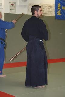 Nieprzerwana lekcja Aikido