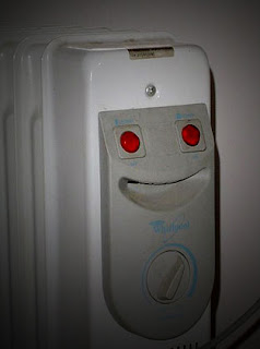 Smile, Space Heater, Smile