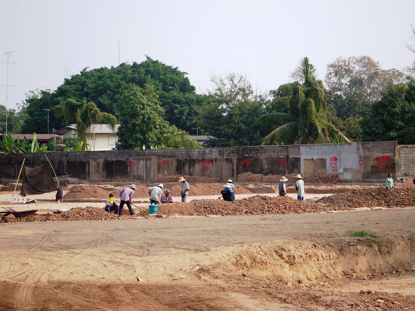 [archeological+dig+of+Naresuan]