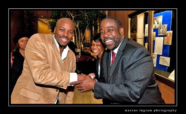 Jay Danzie & Les Brown