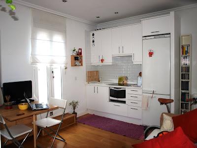 habitat, estantería