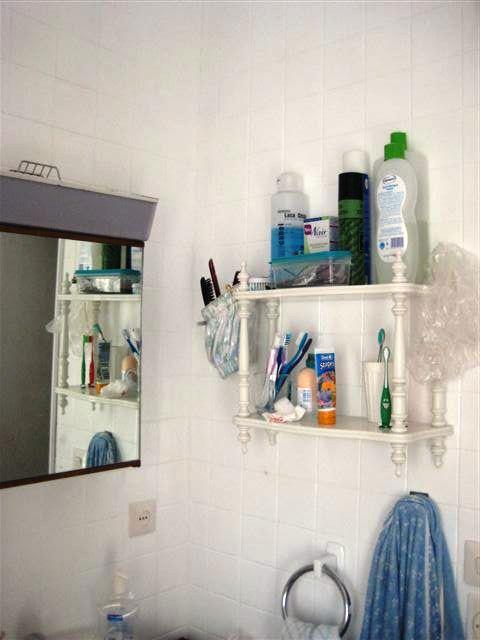 Antes y después: Pintar los azulejos del baño