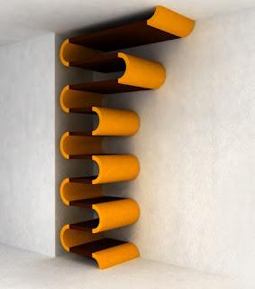 estanterías de diseño, María Yasko