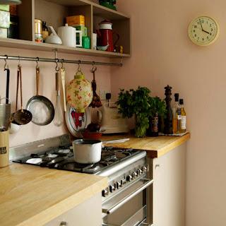 cocina, espacios pequeños