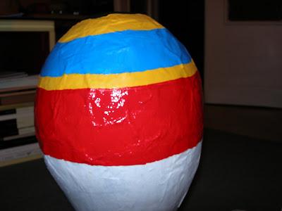 Hecho a mano/Handmade, Papel maché, Tutorial, globo aerostático