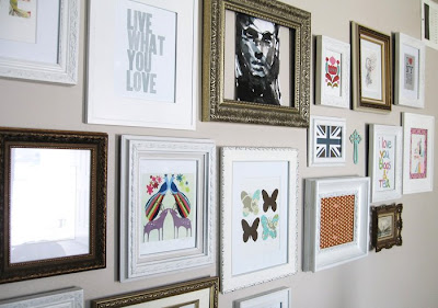 cuadros, decoración, diseño