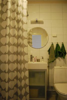 decoración, baño