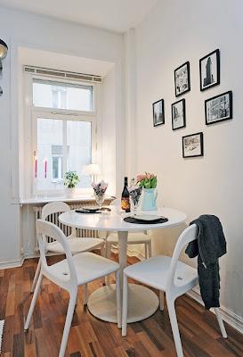 Casas pequeñas, Decoración, espacios pequeños