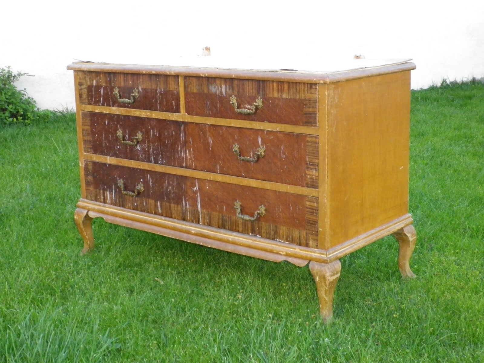 Fotos muebles restaurados antes despues - Muebles restaurados vintage ...