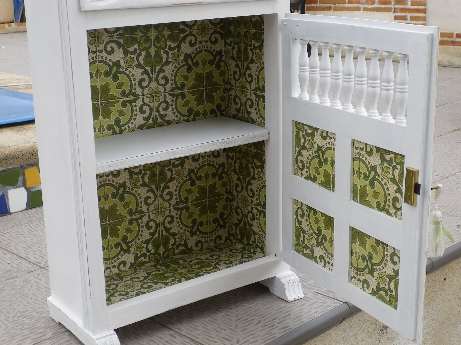 De Muebles Antes Y Despues Gallery Of Pintar Muebles De Cocina  # Muebles Reformados Antes Y Despues