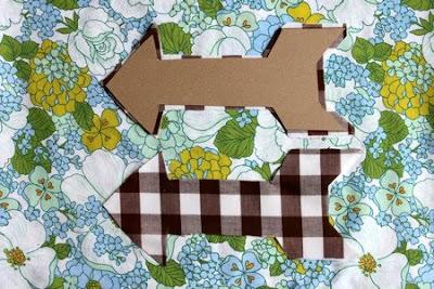 Tutorial: Como hacer una guirnalda de flechas