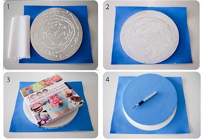 Tutorial: Como hacer un soporte para cup cakes