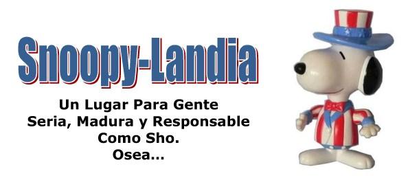 Snoopy - Landia