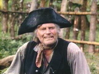 Treasure Island Charleton Heston